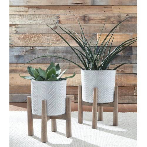 Domele Planter (set of 2)
