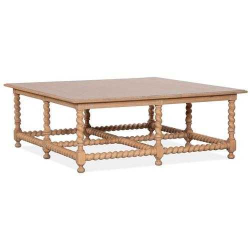 Magnussen Home - Square Accent Cocktail Table
