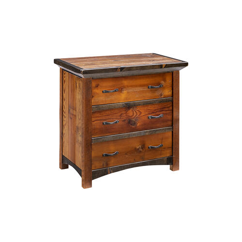 Mossy Oak Natchez Trace 3 Drawer Chest
