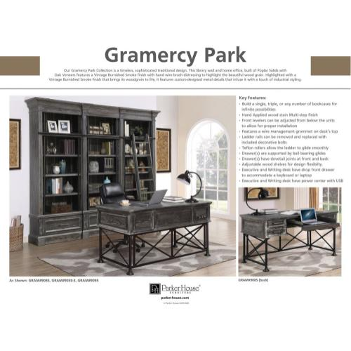 GRAMERCY PARK Lateral File