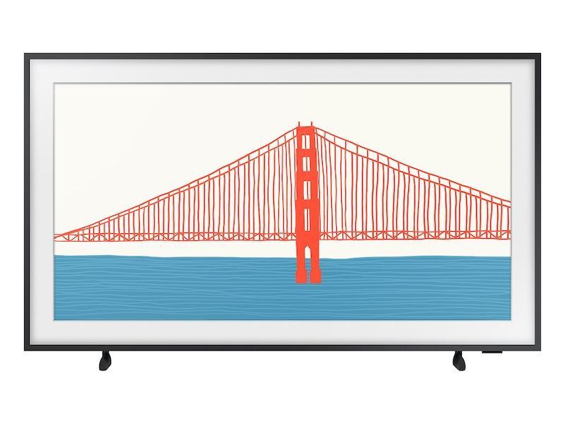"""Samsung55"""" The Frame Qled 4k Smart Tv (2021)"""