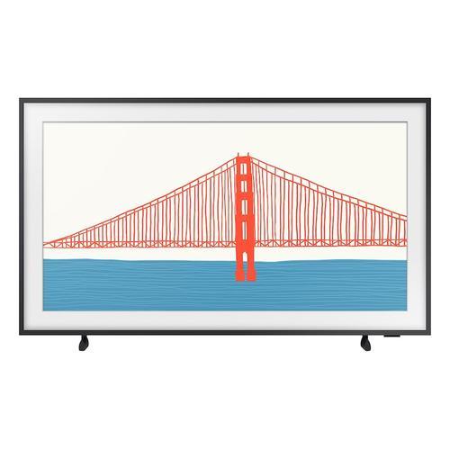 "Samsung - 50"" Class The Frame QLED 4K Smart TV (2021)"