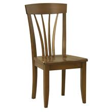 Model 13 Side Chair Wood Seat