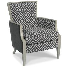 View Product - Living Room Nadia Exposed Wood Chair