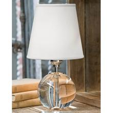 Crystal Orb Mini Sphere Lamp
