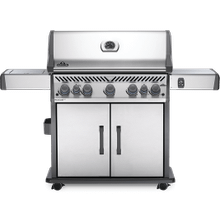 Rogue SE 625 RSIB Infrared Side & Rear Burners , Stainless Steel , Propane
