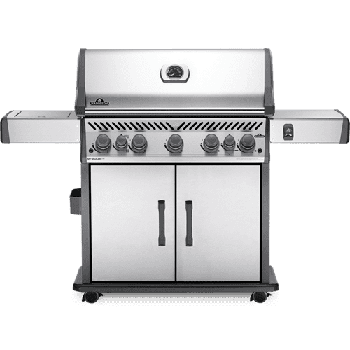 Rogue SE 625 RSIB with Infrared Side and Rear Burners , Stainless Steel , Propane