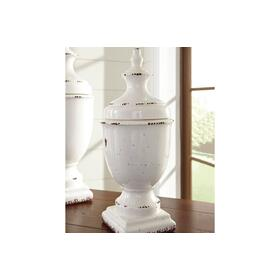 Jar Devorit Antique White