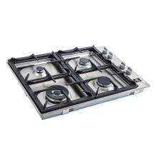 """30"""" Cook Top Gas: Stainless Steel 304 Top, Bakelite Knob FCTGS5738-30"""