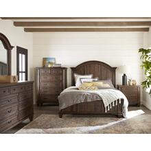 Colston C. King Storage Bed