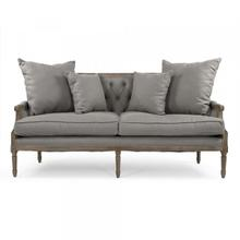 See Details - Louis Tufted Sofa