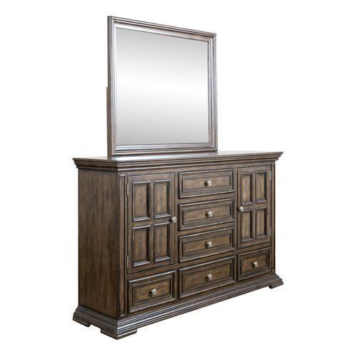 Gallery - Dresser & Mirror