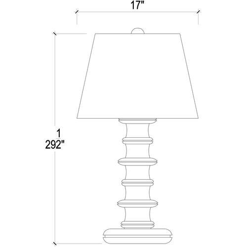 Gallery - Pagoda Table Lamp