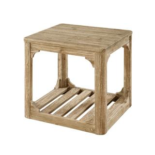 Barnwood End Table