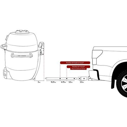Hitch Adaptor Kit