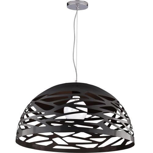 Product Image - 1lt Pendant, Matte Black Finish