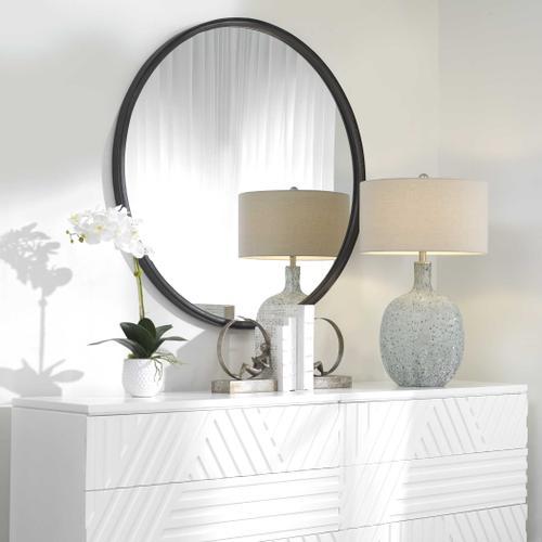 Uttermost - Dawsyn Round Mirror