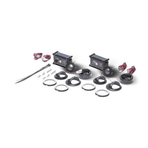 "Rockford Fosgate - Power 1"" Aluminum Tweeter Kit"
