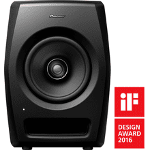 "6.5"" active reference monitor with HD coaxial drivers"