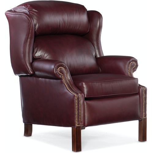 Bradington Young - Bradington Young Chippendale Reclining Wing Chair 4114