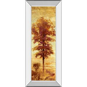 """""""Early Autumn Chill I"""" By Micheal Marcon Mirror Framed Print Wall Art"""
