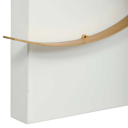 Freehand Metal Wall Panel