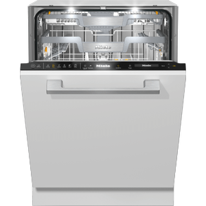 MieleG 7566 SCVi AutoDos - Fully integrated dishwasher XXL with Automatic Dispensing thanks to AutoDos with integrated PowerDisk.