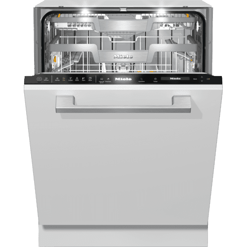 Miele - G 7566 SCVi AutoDos - Fully integrated dishwashers with Automatic Dispensing thanks to AutoDos with integrated PowerDisk.