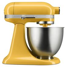 Artisan® Mini 3.5-Quart Tilt-Head Stand Mixer - Buttercup