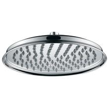 """See Details - 10"""" Traditional Round Rain Head - Brushed Nickel"""