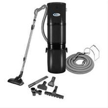 Central Vacuum kit with disposable bag and CX450 unit