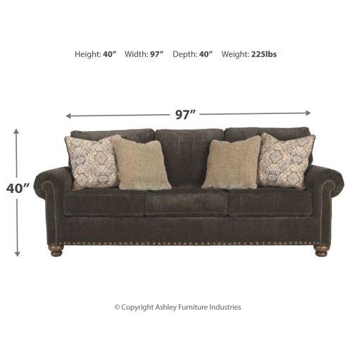Signature Design By Ashley - Stracelen Queen Sofa Sleeper