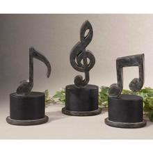 See Details - Music Notes, S/3