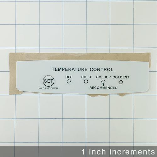 Display Panel Decal