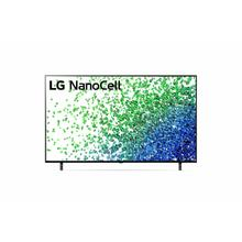 LG NanoCell 80 Series 2021 50 inch 4K Smart UHD TV w/ AI ThinQ® (49.5'' Diag)