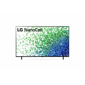 LgLG NanoCell 80 Series 2021 50 inch 4K Smart UHD TV w/ AI ThinQ® (49.5'' Diag)