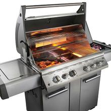 See Details - LEX 605 with Side Burner and Infrared Bottom & Rear Burners