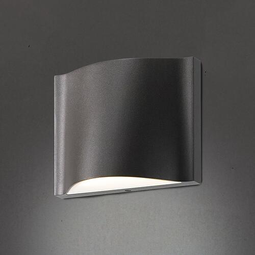 Sonneman - A Way of Light - Drift Dual LED Sconce [Color/Finish=Textured Bronze]