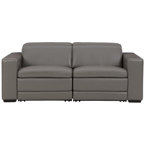 Signature Design By Ashley - Texline 2-piece Power Reclining Sectional