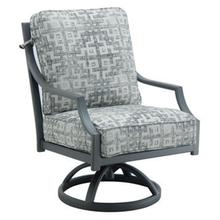 View Product - Lancaster Cushioned Swivel Rocker