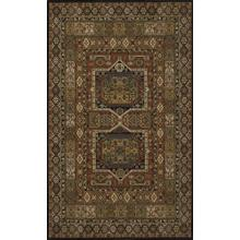 Persian Garden Pg-16 Black - 2.0 x 3.0