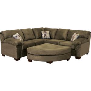 Best Craft Furniture - 2601R R Arm Corner W Sofa