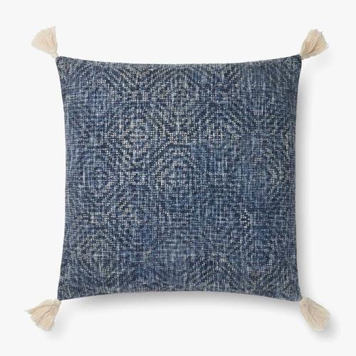P0621 Blue Pillow