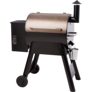 Traeger Grills Pro Series 22 Pellet Grill - Bronze