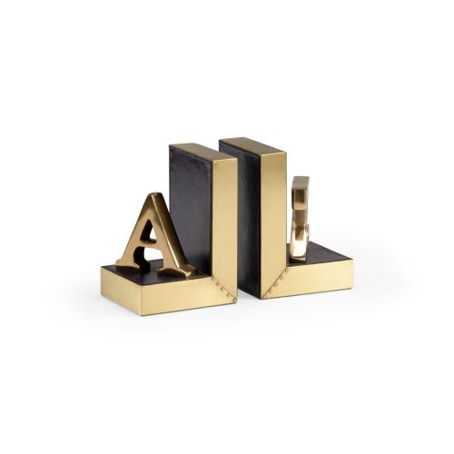 A To Z Bookends (pr)