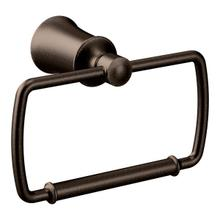 Dartmoor oil rubbed bronze towel ring