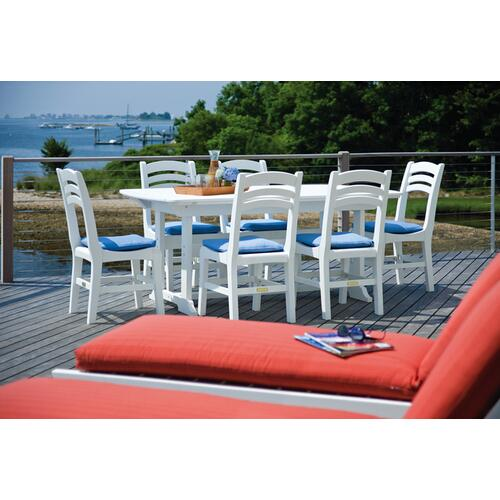 Seaside Casual - Portsmouth 42x72 Dining Table (052)