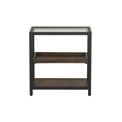 Standard Furniture - Copeland End Table, Brown