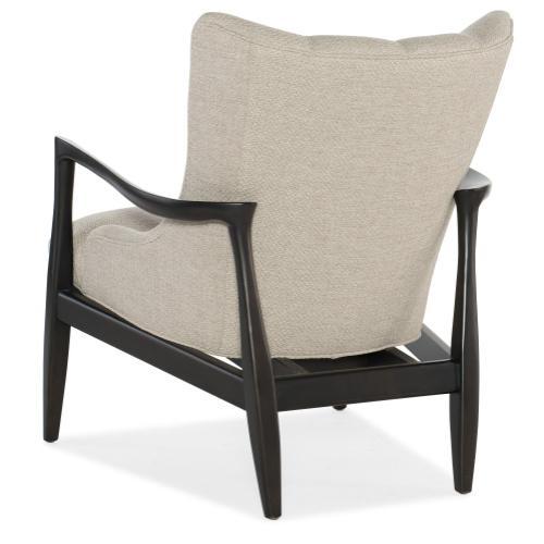 Sam Moore Furniture - Living Room Randee Exposed Wood Chair
