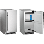 Brilliance ® Nugget Ice Machine Model